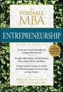The Portable MBA in Entrepreneurship 4th Edition 9780470481318 0470481315