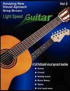 Light Speed Guitar Vol. 2 0 9780578007342 0578007347
