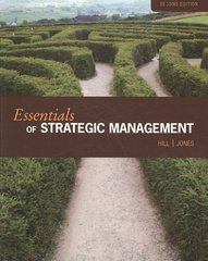 Essentials of Strategic Management 2nd edition 9780547194325 0547194323