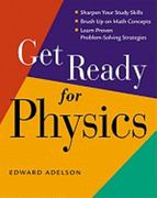 Get Ready for Physics 1st Edition 9780321556257 0321556259