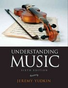 Understanding Music 6th edition 9780205632138 0205632130