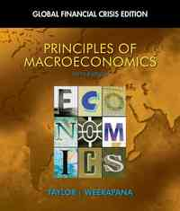 Principles of Macroeconomics 6th edition 9781439078228 143907822X