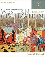 Western Civilization 7th edition 9780495571483 0495571482