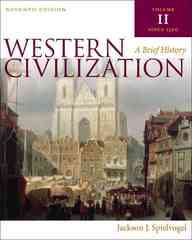 Western Civilization 7th edition 9780495571490 0495571490