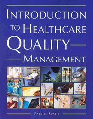 Introduction to Healthcare Quality Management 1st edition 9781567933239 1567933238