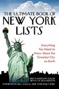 The Ultimate Book of New York Lists 0 9781602397743 1602397740