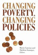 Changing Poverty, Changing Policies 1st Edition 9780871543103 0871543109