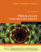 Precalculus Functions and Graphs 5th edition 9781439044520 143904452X