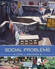 Social Problems 4th edition 9780205749003 0205749003