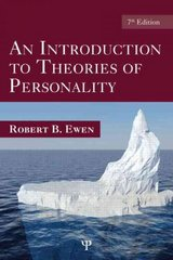 An Introduction to Theories of Personality 7th Edition 9781841697468 184169746X