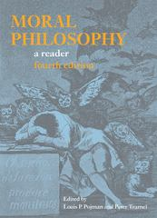 Moral Philosophy 4th edition 9780872209626 0872209628