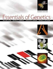 Essentials of Genetics 7th Edition 9780321618696 0321618696