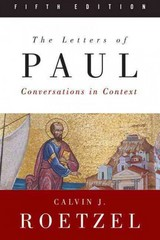 The Letters of Paul 5th Edition 9780664233921 0664233929