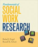 Fundamentals of Social Work Research 0 9781412954167 1412954169