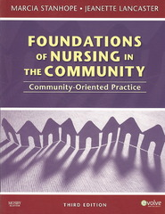 Foundations of Nursing in the Community 3rd Edition 9780323066556 0323066550