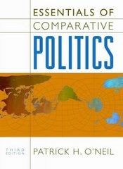 Essentials of Comparative Politics 3rd Edition 9780393933765 0393933768