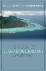 The Theory of Island Biogeography Revisited 0 9780691136530 069113653X