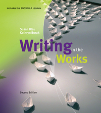 Writing in the Works, 2009 MLA Update Edition 2nd edition 9780495802006 049580200X