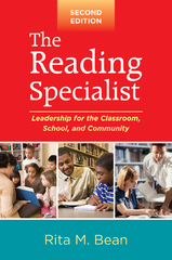 The Reading Specialist 2nd edition 9781606234068 1606234064