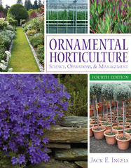 Ornamental Horticulture 4th Edition 9781435498167 143549816X