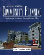 Community Planning 2nd Edition 9781597265539 1597265535