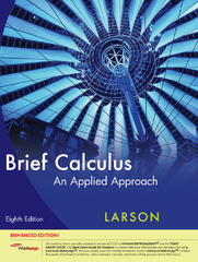 Brief Calculus 8th edition 9781439047804 1439047804