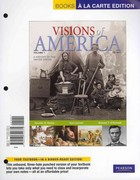 Visions of America 1st edition 9780205742929 0205742920