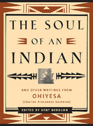 The Soul of an Indian 1st Edition 9781577312581 1577312589
