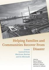 Helping Families and Communities Recover from Disaster 1st Edition 9781433805448 1433805448