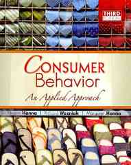 Consumer Behavior 3rd Edition 9780757560347 0757560342