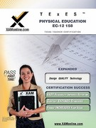 TExES Physical Education EC-12 158 1st Edition 9781581976205 1581976208