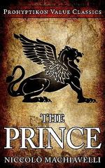 The Prince 1st Edition 9780981224411 0981224415