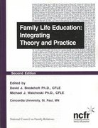 Family Life Education 2nd Edition 9780916174699 0916174697