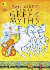D'Aulaires Book of Greek Myths 0 9780440406945 0440406943