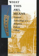 What This Awl Means 1st Edition 9780873512787 0873512782