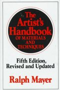 The Artist's Handbook of Materials and Techniques 5th Edition 9780670837014 0670837016