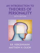 An Introduction to Theories of Personality 6th Edition 9780130992260 0130992267