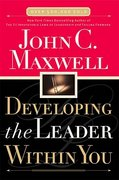 Developing the Leader Within You 2nd Edition 9780785266662 0785266666