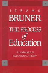 Process of Education 2nd edition 9780674710016 0674710010