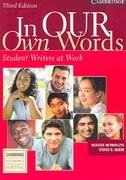 In Our Own Words 3rd Edition 9780521540285 0521540283