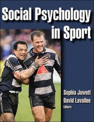Social Psychology in Sport 1st Edition 9780736057806 0736057803