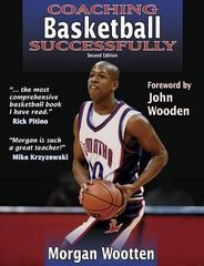 Coaching Basketball Successfully 2nd edition 9780736047906 0736047905