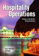 Hospitality Operations 1st edition 9780131407770 0131407775