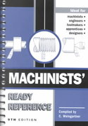 Machinists Ready Reference 9th edition 9780970339805 0970339801