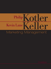 Marketing Management 13th edition 9780136009986 0136009980