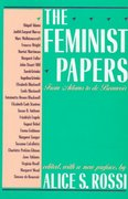 The Feminist Papers 2nd edition 9781555530280 1555530281