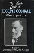 The Collected Letters of Joseph Conrad 1st edition 9780521561976 0521561973