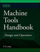 Machine Tools Handbook 1st edition 9780071494359 0071494359