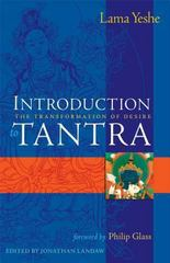 Introduction to Tantra 3rd edition 9780861711628 0861711629