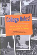 College Rules! 1st Edition 9781580083577 1580083579